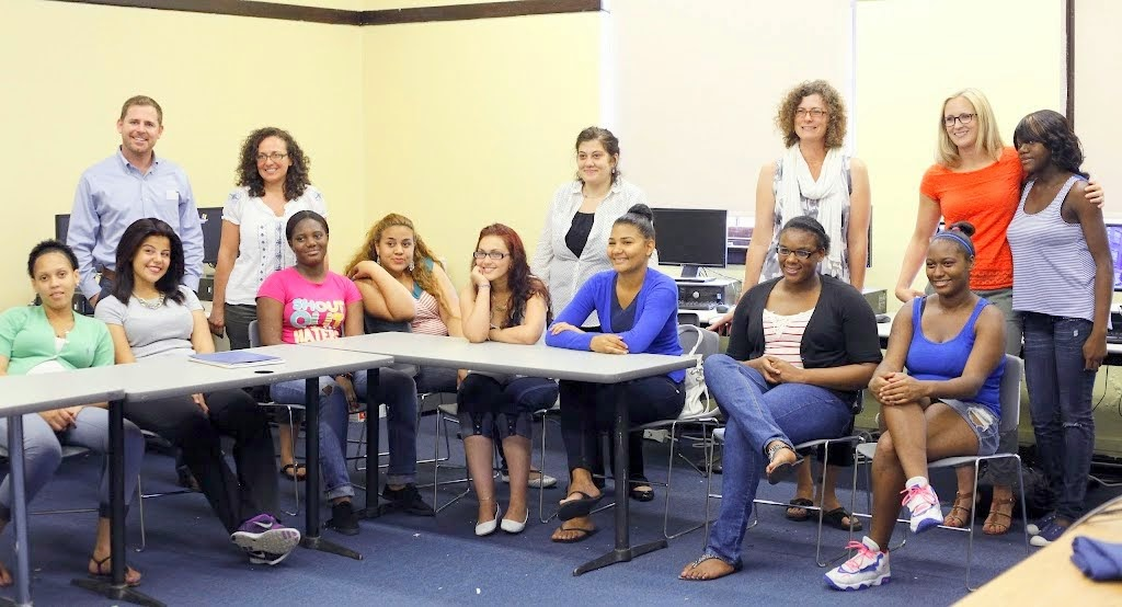 KeySteps youth celebrate completion of 10 week mathematics course
